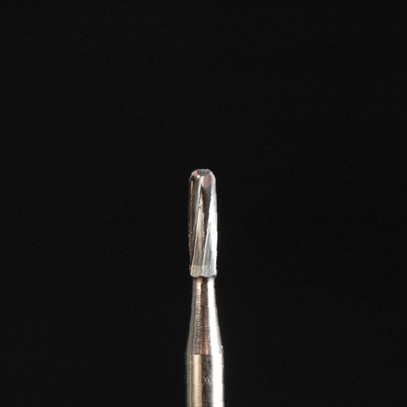A&M Instruments FG Carbide Dental Bur 1.2mm Round End Fissure - FGCAR1158 - A & M Instruments Quality Diamond Tools