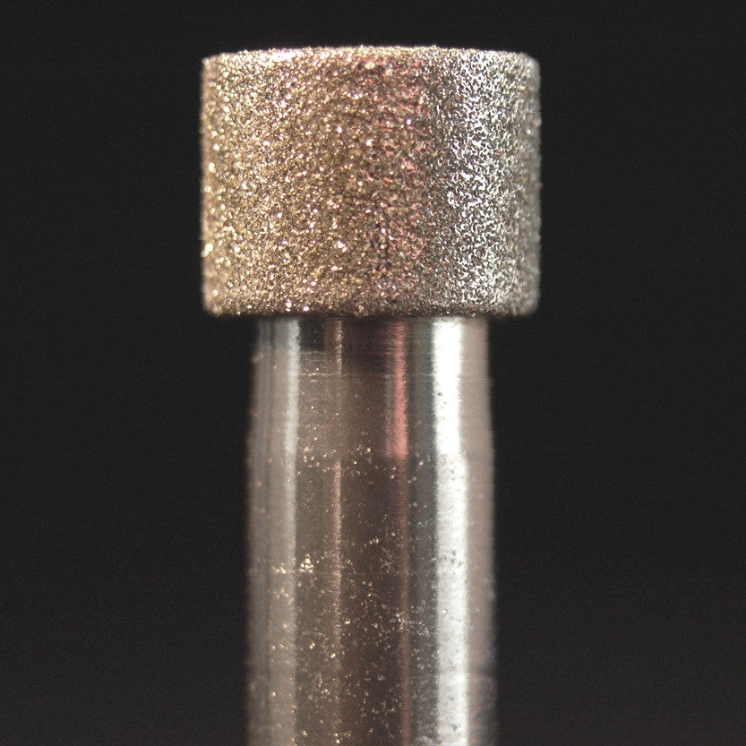 "A&M Instruments Industrial Diamond 0.687"" Mandrel - 4375-0687 - A & M Instruments Quality Diamond Tools"