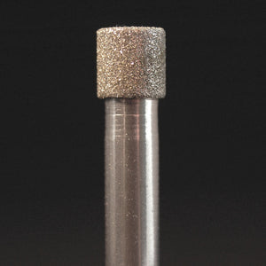 "A&M Instruments Industrial Diamond 0.312"" Flat End Cylinder (Mandrel) - 4378-0312 - A & M Instruments Quality Diamond Tools"