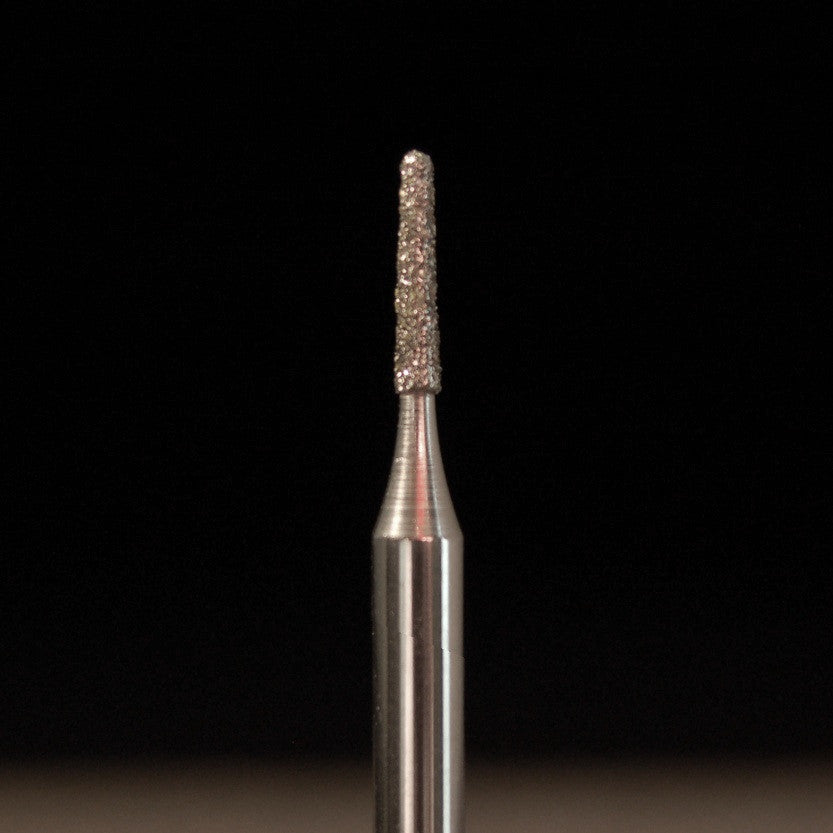 "1/8"" Shank Industrial Diamond Round End Taper"