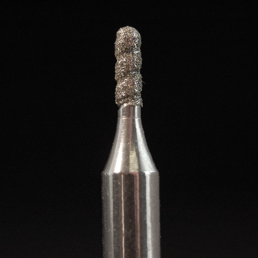 "A&M Instruments Industrial Diamond 0.093"" (3/32"") x 1/4"" Shank Grout Removal Bit - 4814-0093SP - A & M Instruments Quality Diamond Tools"