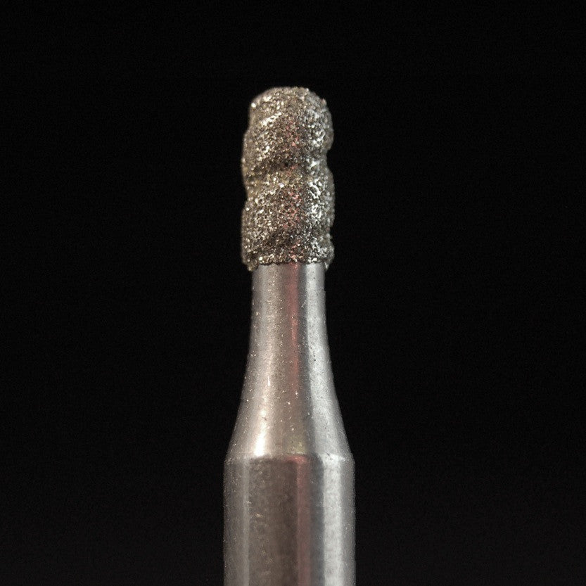"A&M Instruments Industrial Diamond 0.187"" (3/16"") x 1/4"" Shank Grout Removal Bit - 4814-0187SP - A & M Instruments Quality Diamond Tools"