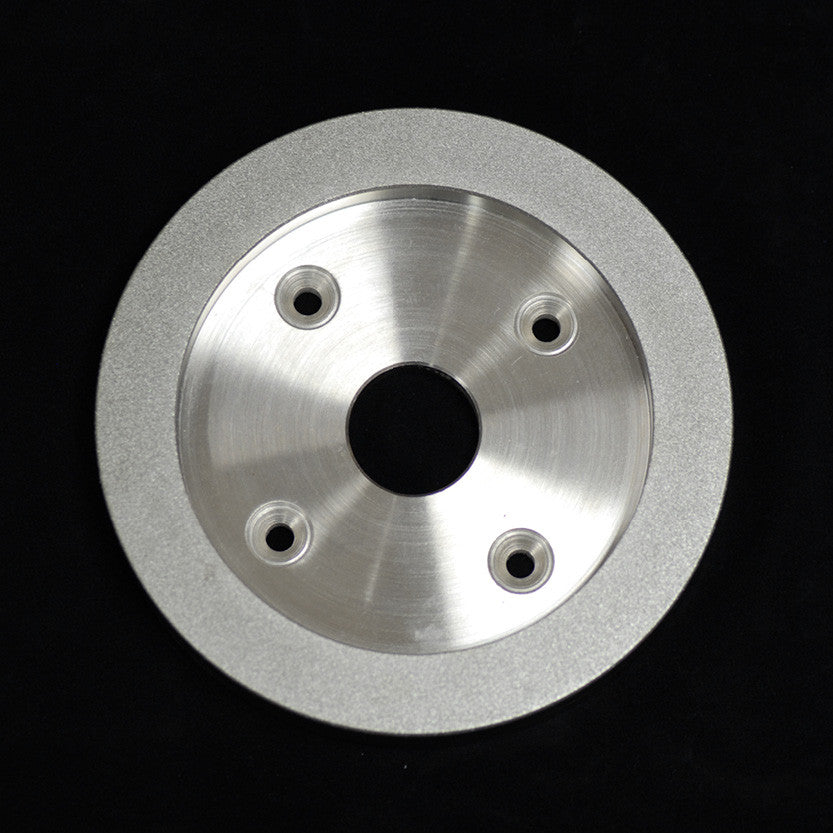 "A&M Instruments 6"" Industrial Diamond Grinding Wheel - 6A2C - A & M Instruments Quality Diamond Tools"