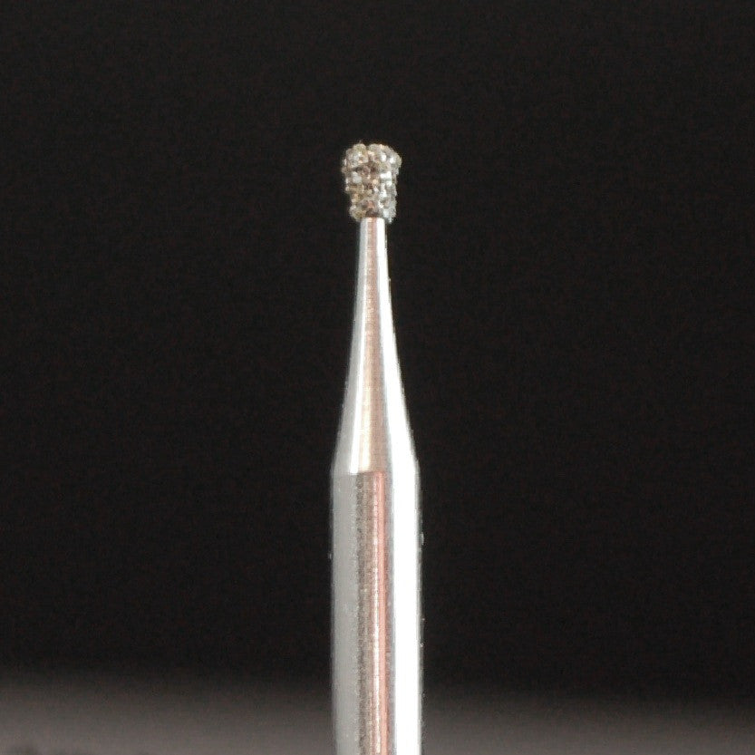 A&M Instruments Single Patient Use FG Diamond Dental Bur 0.9mm Inverted Cone - B0.5 - A & M Instruments Quality Diamond Tools