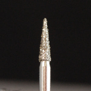 A&M Instruments Single Patient Use FG Diamond Dental Bur 1.6mm Xmas Tree - E1.6 - A & M Instruments Quality Diamond Tools