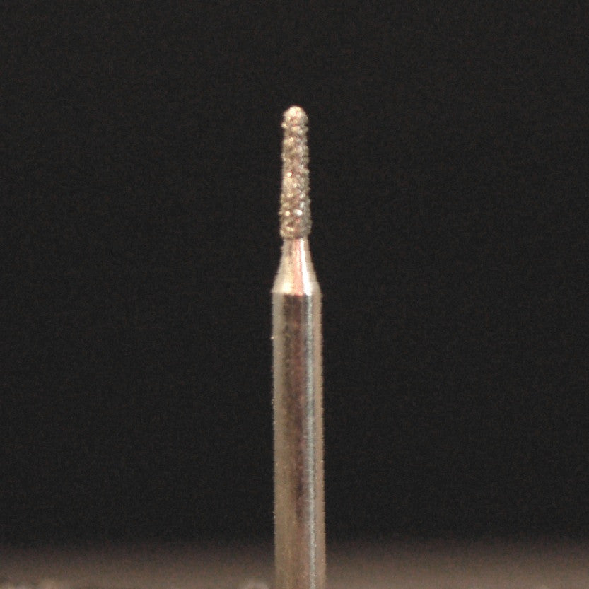 A&M Instruments Multi-Use FG Diamond Dental Bur 1.0mm Round End Taper - F10R - A & M Instruments Quality Diamond Tools