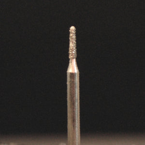 A&M Instruments Single Patient Use FG Diamond Dental Bur 1.0mm Round End Taper - F10R - A & M Instruments Quality Diamond Tools
