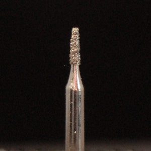 A&M Instruments Single Patient Use FG Diamond Dental Bur 0.9mm Round End Taper - F9R - A & M Instruments Quality Diamond Tools