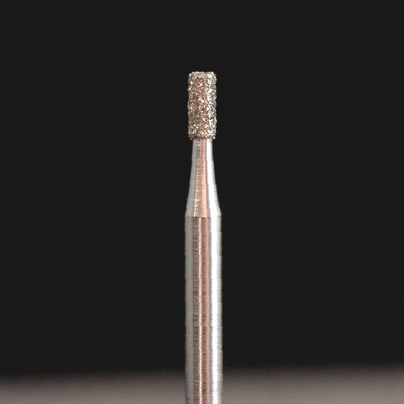 A&M Instruments HP Laboratory Diamond Dental Bur 1.6mm Flat End Cylinder - HP835-016 - A & M Instruments Quality Diamond Tools