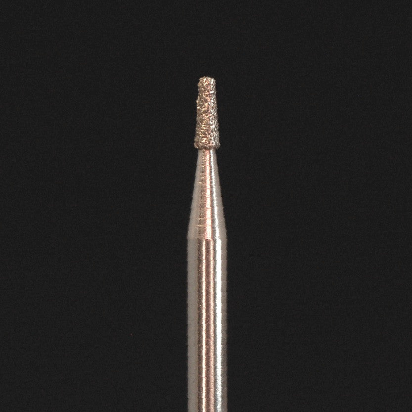 A&M Instruments HP Laboratory Diamond Dental Bur 1.4mm Flat End Taper - HP845-014 - A & M Instruments Quality Diamond Tools