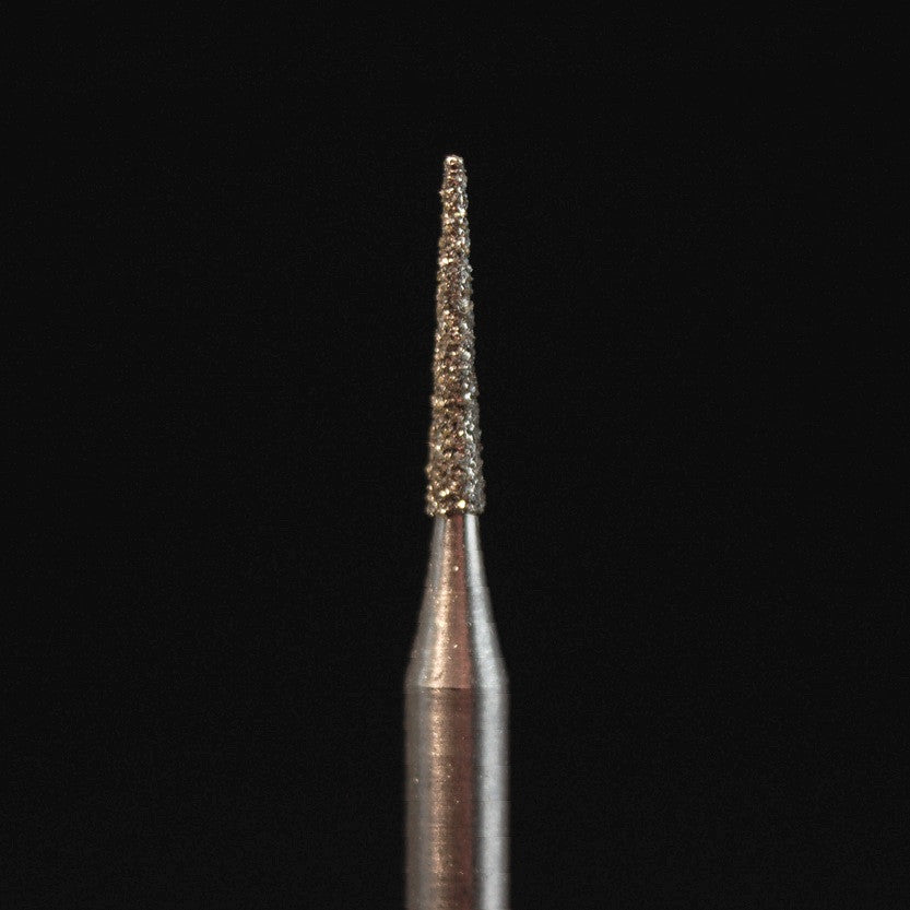 A&M Instruments HP Laboratory Diamond Dental Bur 1.2mm Needle - HP858-012 - A & M Instruments Quality Diamond Tools