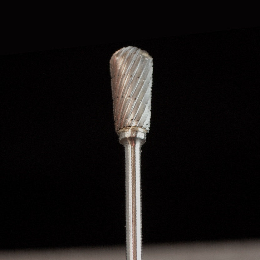"A&M Instruments Industrial Carbide Bur 0.248"" Pear - HPC1900 - A & M Instruments Quality Diamond Tools"