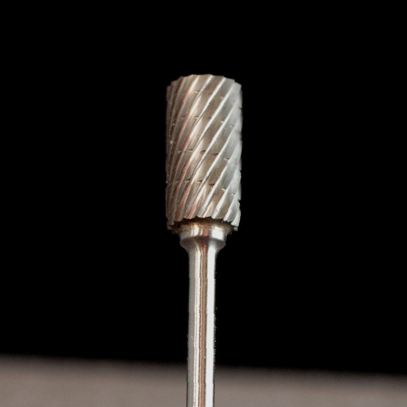A&M Instruments HP Carbide Bur 6.5mm Flat End Cylinder - HPC2100 - A & M Instruments Quality Diamond Tools