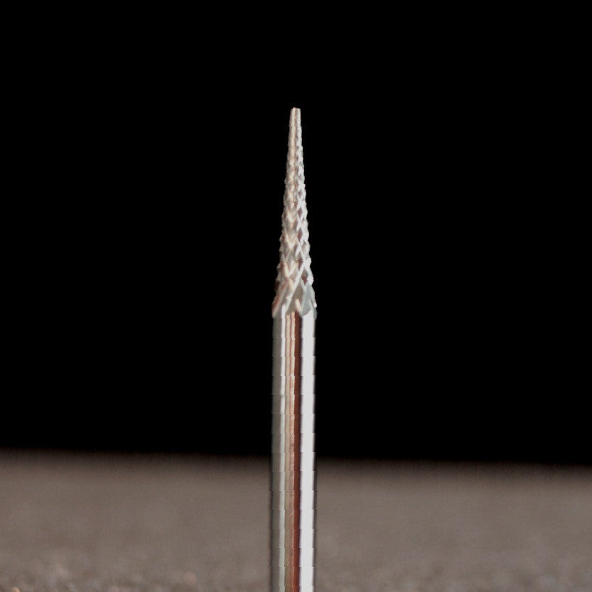 "A&M Instruments Industrial Carbide Bur 0.079"" Needle - HPC400 - A & M Instruments Quality Diamond Tools"