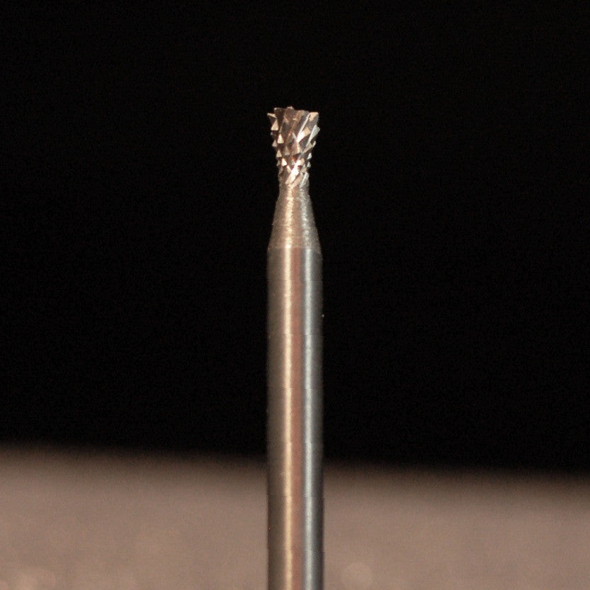 "A&M Instruments Industrial Carbide Bur 0.087"" Inverted Cone - HPC500 - A & M Instruments Quality Diamond Tools"