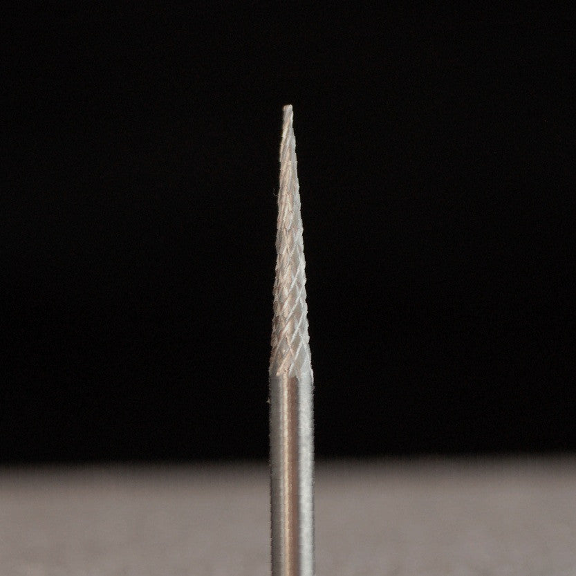 "A&M Instruments Industrial Carbide Bur 0.079"" Long Needle - HPC600 - A & M Instruments Quality Diamond Tools"