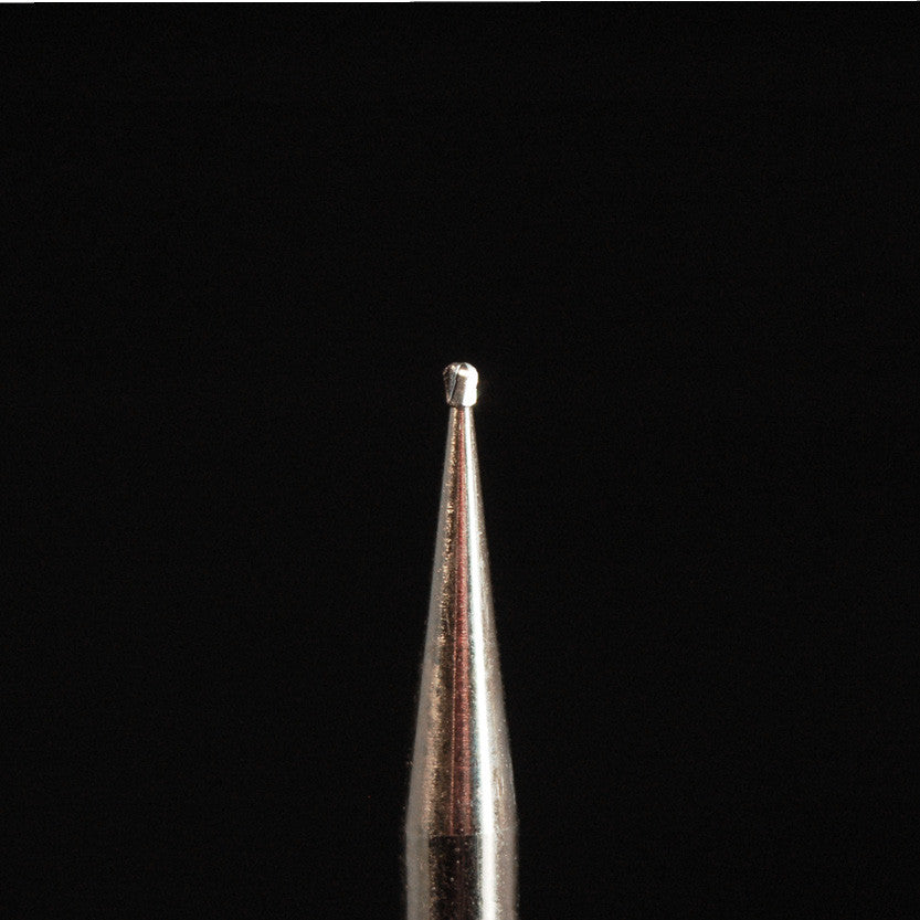 A&M Instruments HP Carbide Bur 0.6mm Ball - HPC0.50 - A & M Instruments Quality Diamond Tools