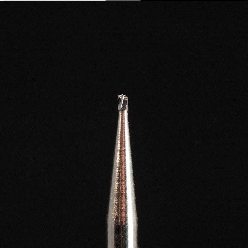 A&M Instruments HP Carbide Bur 0.8mm Ball - HPC1 - A & M Instruments Quality Diamond Tools