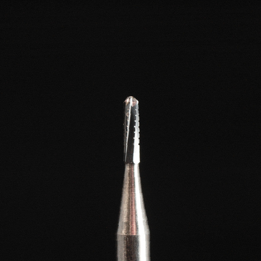 A&M Instruments HP Carbide Bur 1.000mm Crosscut Fissure Straight-Founded Head - HPC1557 - A & M Instruments Quality Diamond Tools