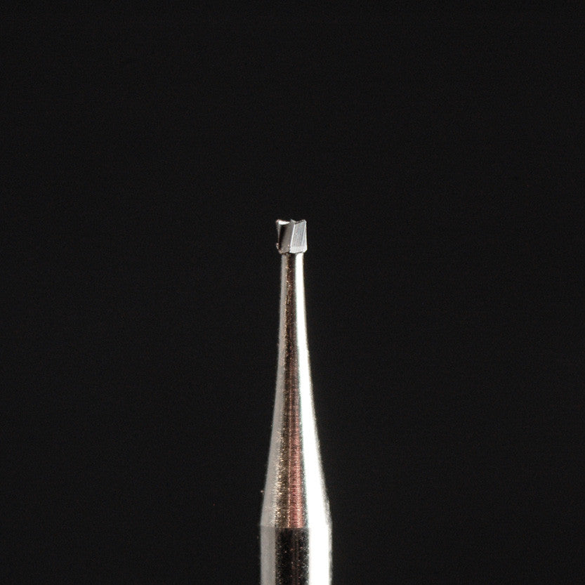 A&M Instruments HP Carbide Bur 1.0mm Inverted Cone - HPC35 - A & M Instruments Quality Diamond Tools