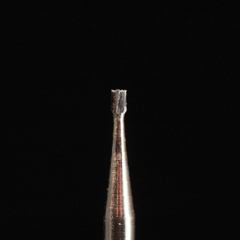 A&M Instruments HP Carbide Bur 1.2mm Inverted Cone - HPC36 - A & M Instruments Quality Diamond Tools
