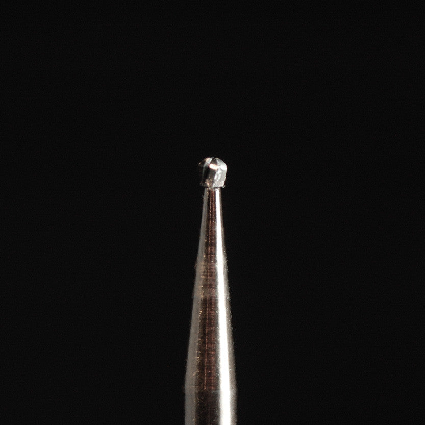 A&M Instruments HP Carbide Bur 1.2mm Ball - HPC3 - A & M Instruments Quality Diamond Tools