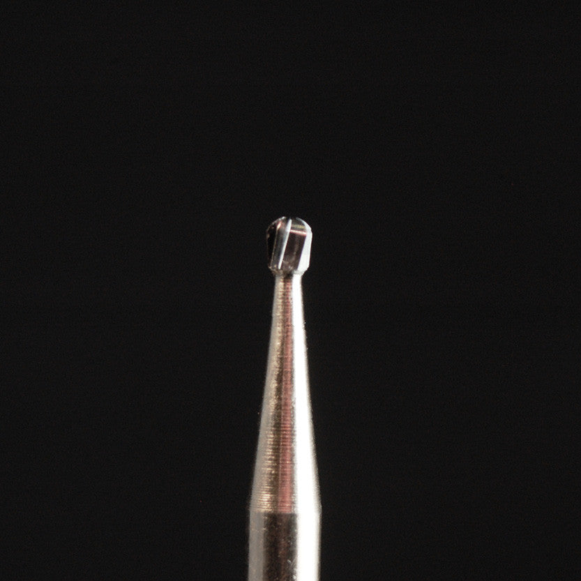 A&M Instruments HP Carbide Bur 1.4mm Ball - HPC4 - A & M Instruments Quality Diamond Tools