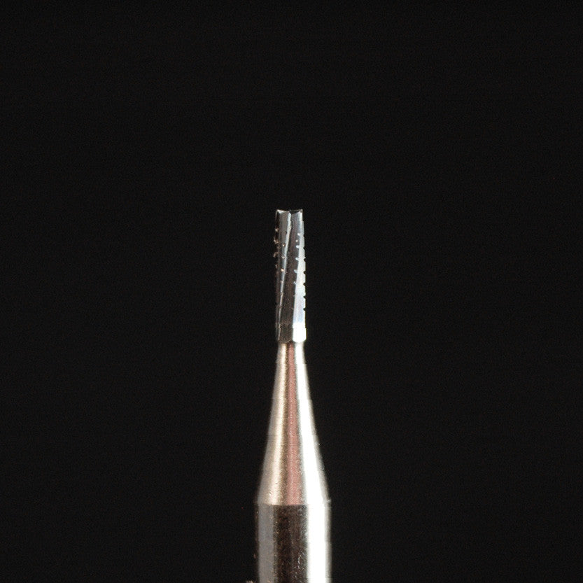 A&M Instruments HP Carbide Bur 0.9mm Straight Fissure Crosscut - HPC556 - A & M Instruments Quality Diamond Tools