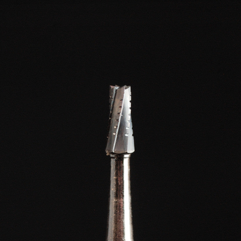 A&M Instruments HP Carbide Bur 2.1mm Crosscut Fissure Taper - HPC703 - A & M Instruments Quality Diamond Tools