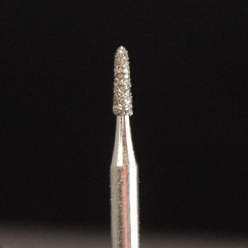 A&M Instruments Single Patient Use FG Diamond Dental Bur 1.1mm Gingival Curettage - K12 - A & M Instruments Quality Diamond Tools