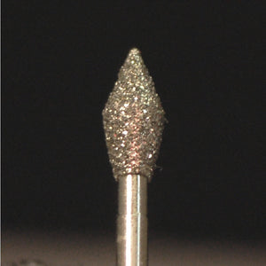 A&M Instruments Multi-Use FG Diamond Dental Bur 3.1mm Contour - M46 - A & M Instruments Quality Diamond Tools