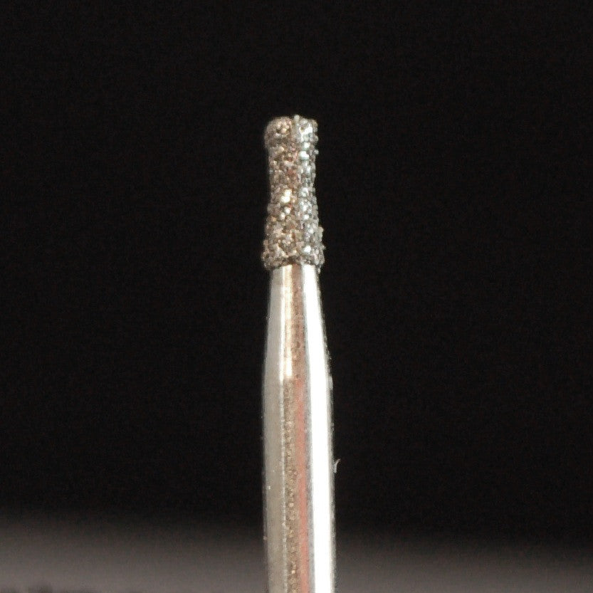 A&M Instruments Multi-Use FG Diamond Dental Bur 1.4mm Double Inverted Cone (Hourglass) - M7.2 - A & M Instruments Quality Diamond Tools