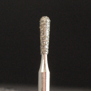 A&M Instruments Multi-Use FG Diamond Dental Bur 1.4mm Long Pear - P6L - A & M Instruments Quality Diamond Tools