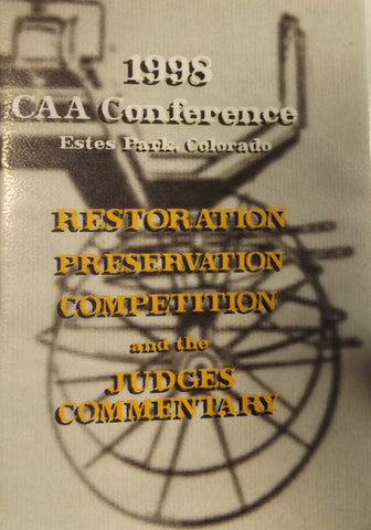 1998 CAA Conference