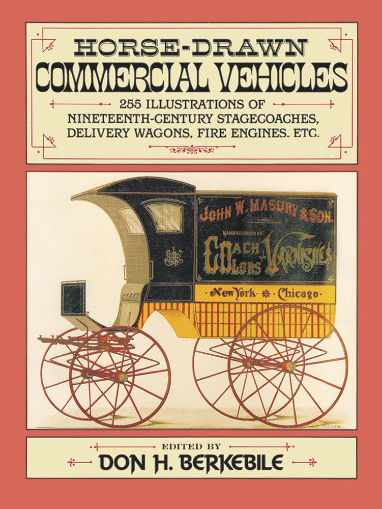 Horse-Drawn Commercial Vehicles