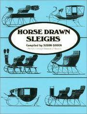 Horse Drawn Sleighs by Susan Green