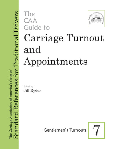 CAA Turnout Guides #7: Gentlemen's Turnouts
