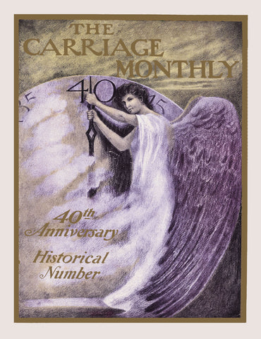 "Carriage Monthly reprint - April 1904 - the ""Historical Number"""