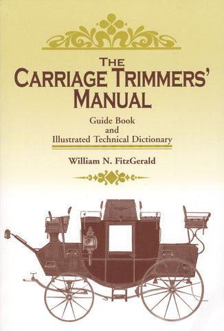 Carriage Trimmers' Manual