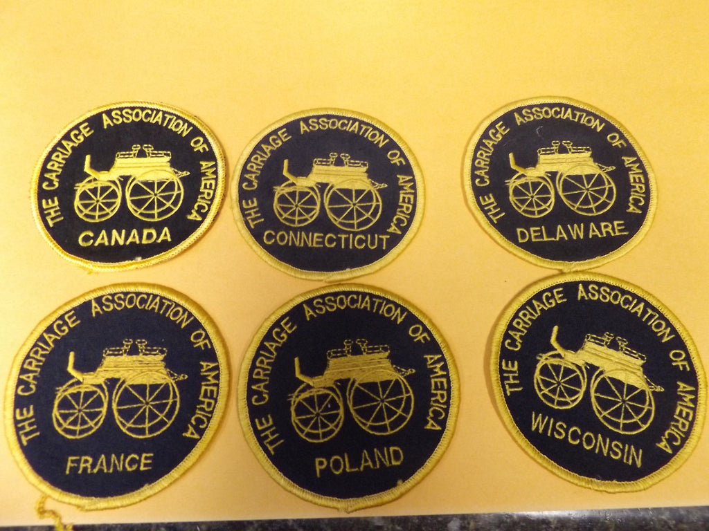 CAA Patches