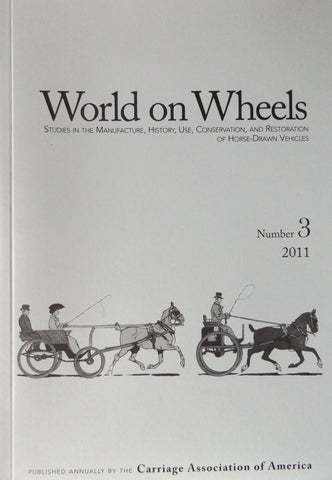 World on Wheels: Number 3