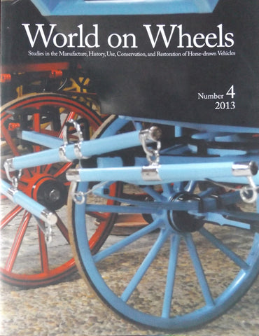World on Wheels: Number 4