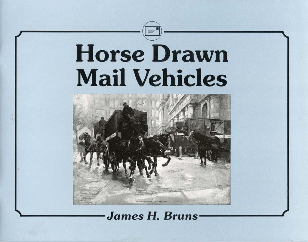 Horse-Drawn Mail Vehicles