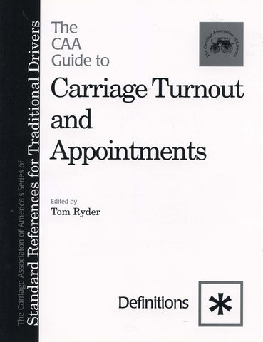 CAA Turnout Guides: Definitions