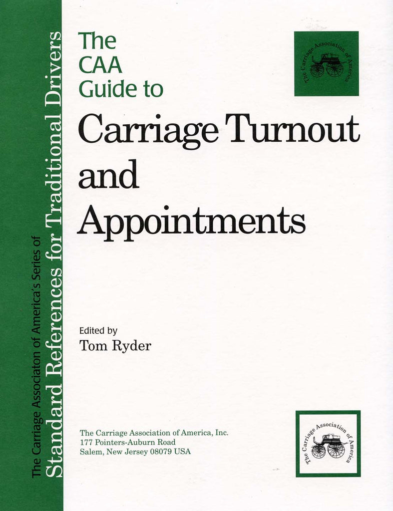 CAA Turnout Guides - The Complete Set