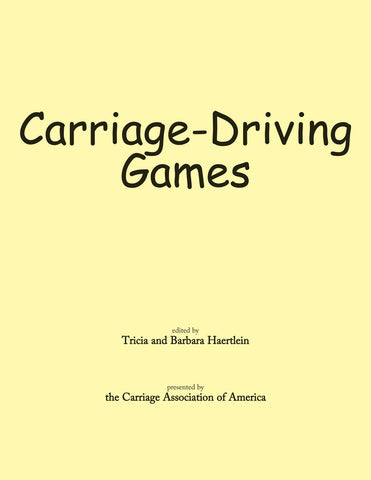 Carriage-Driving Games!