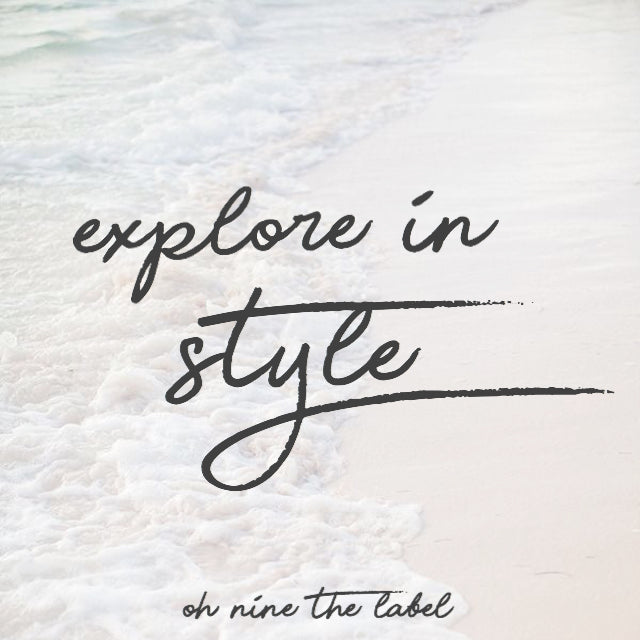 Explore In Style
