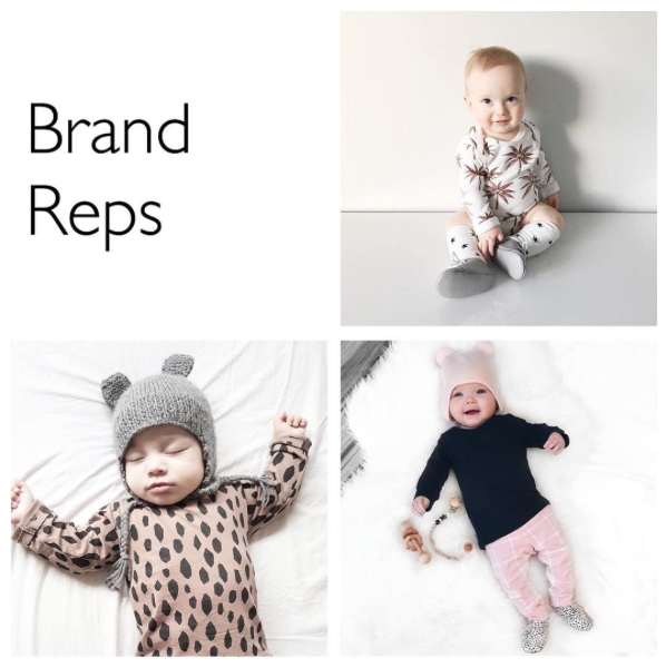 MEET OUR BRAND REPS