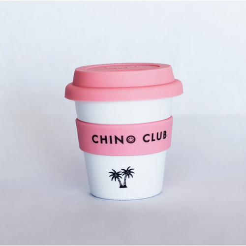 Pink Chino Cup
