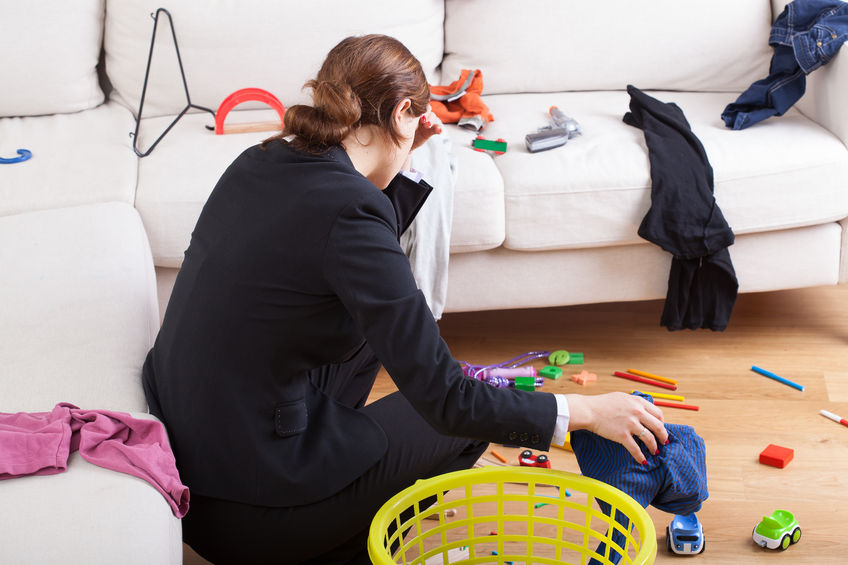 6 Easy Tips to Help Busy Moms Get Organized